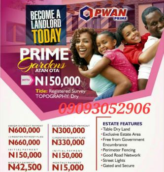 The Price Is Right!, Canaanland, Opposite Faith Tabernacle, Ado-odo/ota, Ogun, Commercial Land for Sale