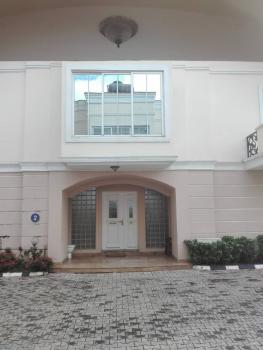 4 Bedrooms Terrace Duplex with Bq Comes with Standby Gen and Acs with Big Rooms 13m, Maitama District, Abuja, Terraced Duplex for Rent
