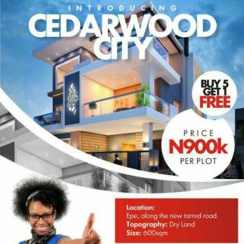 Land, Cedarwood City, at T Junction, Epe, Lagos, Mixed-use Land for Sale
