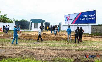 Land with C of O, Northville Estate, Bogije, Ibeju Lekki, Lagos, Residential Land for Sale