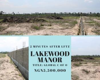 Land with C of O, Lakewood Minor Estate, Oshoroko, Ibeju Lekki, Lagos, Mixed-use Land for Sale