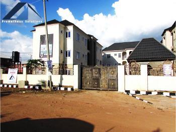 Newly Built 2-bedrooms Flat, Block a, Flat 1-a, Plot No. 27, David Okeke Crescent, Off Arab Road, Kubwa, Abuja, Flat for Sale