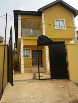 4 Bedroom Newly Built Duplex with Modern Design, Berger, Arepo, Ogun, Detached Duplex for Sale