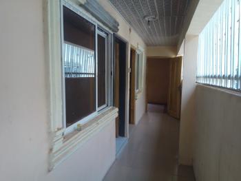Two (2) Bedroom Chalet Wardrobe, Cabinet, All Tiled, Baptist, Akobo, Ibadan, Oyo, Flat for Rent