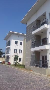 Luxury 3 Bedroom Service Apartment with a Room Bq, Royal Garden Estate, Ajah, Lagos, Flat for Rent