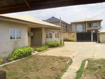 Very Neat 4 Bedrooms Bungalow on Two Plots, Olive Estate, Ile Tuntun Nihort, Jericho, Ibadan, Oyo, Detached Bungalow for Sale