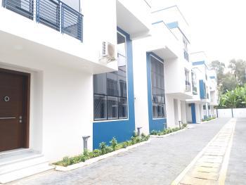 4 Bedroom Detached House, Off Bourdilon, Old Ikoyi, Ikoyi, Lagos, Detached Duplex for Sale