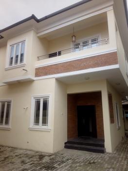 Clean 3 Bedroom Duplex with Bq, Oba-musa Estate, Agungi, Lekki, Lagos, Semi-detached Duplex for Rent