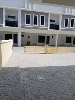 3 Bedroom Terrace Duplex, Lafiaji, Lekki, Lagos, Terraced Duplex for Sale