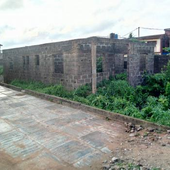 Half Plot of Land, Behind Heritage Estate, Idimu, Alimosho, Lagos, Land for Sale