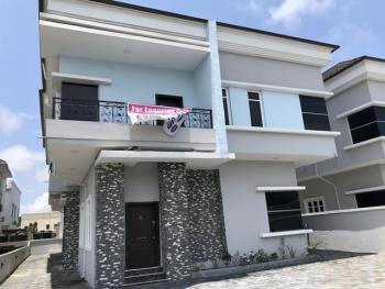 Tastefully Finished Luxury 5 Bedroom Fully Detached with Bq in a Gated Estate, Pinnnock Beach Estate, Osapa, Lekki, Lagos, Detached Duplex for Sale