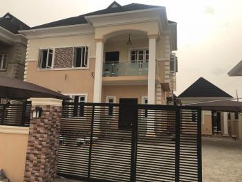 Tastefully  New Built 4 Bedroom Duplex with a Room Bq, Alpha Grace Estate, Idi Ishin, Jericho, Ibadan, Oyo, Detached Duplex for Sale