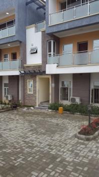 4 Bedrooms Terraced Duplex with a Room Boys Quarters, Off Katsina Ala Street, Maitama District, Abuja, Terraced Duplex for Rent