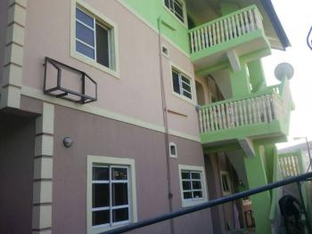 Well Located and Tastefully Finished Block of 3 Bedroom Flat, Iwofe Road, Port Harcourt, Rivers, Block of Flats for Sale