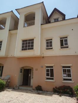 a Brand New 4 Bedroom Terraced Duplex with an Attached Bq/demacated Compound, Shell Estate, Just Off Sunnyvale Express, Gaduwa, Abuja, Terraced Duplex for Rent