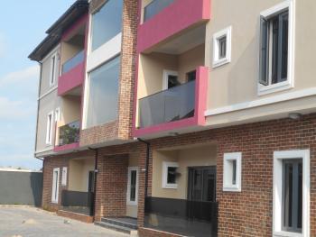 Luxury 3 Bedrooms Flat with Excellent Facilities, Off Chevron Road, Lafiaji, Lekki, Lagos, Flat for Sale