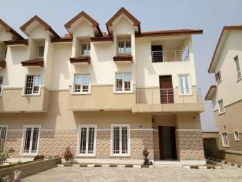 Four Bedroom Terrace House with Bq for Rent in Lafiaji, Lafiaji, Lekki, Lagos, Terraced Duplex for Rent
