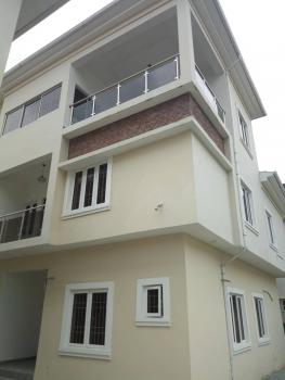 Exquisitely Finished Brand New 6 Bedrooms Detached Duplex with Bq,glossy and Well Fitted Kitchen, Ample Parking Space,etc., Off Victory Park, Osapa, Lekki, Lagos, Detached Duplex for Rent
