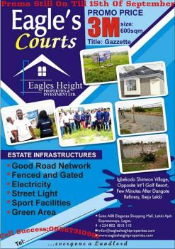 Gazetted Land, Gra, Magodo, Lagos, Mixed-use Land for Sale