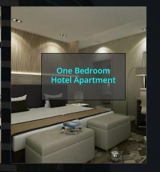 One Bedroom Executive Hotel Apartment, Marina Admiralty Towers. Adjacent Lagos Yatch Club Ahmadu Bello Way, Marina, Lagos Island, Lagos, Hotel / Guest House for Sale