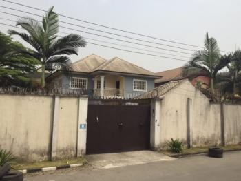 Marvelous 4 Bedroom Fully Detached Duplex on 2 Plots of Land, 5thavenue, Rumuibekwe, Port Harcourt, Rivers, Detached Duplex for Sale