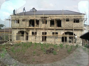 Uncompleted 4 Units 2 Bedroom Flat, United Estate, Sangotedo, Ajah, Lagos, Block of Flats for Sale
