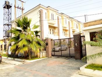 Tastefully Finished 4 Bedroom Terraced Duplex, Agungi, Lekki, Lagos, Terraced Duplex for Rent
