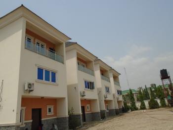 5 Bedroom Terrace Duplex with Bq, Jabi, Abuja, Terraced Duplex for Rent