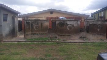 Four Bedroom Bungalow with Two Bedroom Flat with All Necessary Facilities, Ijapo Extension, Akure, Ondo, Detached Bungalow for Sale