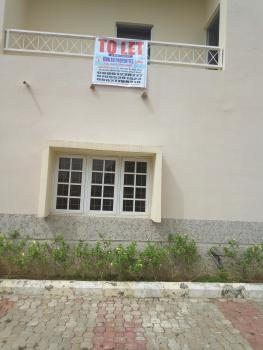 a Newly Built and Partly Serviced 5 Bedroom Semi Detached Duplex with 3 Rooms Bq with a Big Sitting Room, Aso Drive, Maitama District, Abuja, Semi-detached Duplex for Rent