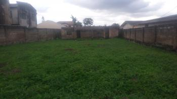 an Uncompleted Three Bedroom Bungalow with Enough Space for Another Building in Front, Ijapo Extension, Behind Jesus House, at Oke Ijebu, Akure, Ondo, Detached Bungalow for Sale