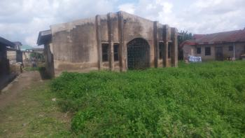 a Completed Three Bedroom Bungalow with Enough Space for Another Building, Ayedun, Akure, Ondo, Detached Bungalow for Sale