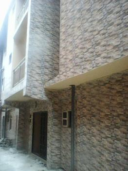 Well Finished Room Self Contained, Emily Close, Chemist Bus Stop, Akoka, Yaba, Lagos, Self Contained (single Room) for Rent
