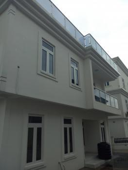 Massively and Magnificent Built 5 Bedroom Duplex with Bq, Osapa, Lekki, Lagos, Detached Duplex for Sale