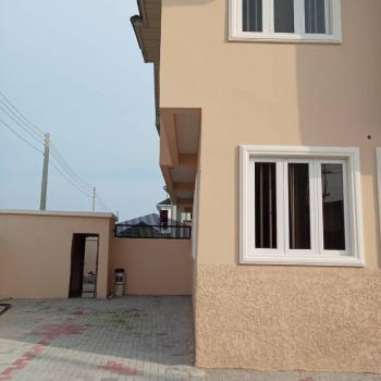 Super Brand New 4 Bedroom Semi Detached with Bq, By Orchid Area, 2nd Tollgate, Ikota Villa Estate, Lekki, Lagos, Semi-detached Duplex for Rent