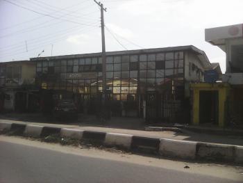 Commercial 4 Bedroom Detached Duplex, Adelabu Street, Adelabu, Surulere, Lagos, Office Space for Sale