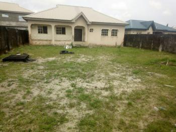 Fenced, Gated and Spacious 3 Bedroom Bungalow Built on a Full Plot of Land, G-cappa, Awoyaya, Ibeju Lekki, Lagos, Detached Bungalow for Sale