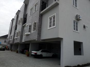 Excellently and Newly Built 4 Units of 4 Bedroom Terrace  (3 Sold-out), Off Oba Elegushi Road, Chisco, Ikate Elegushi, Lekki, Lagos, Terraced Duplex for Sale
