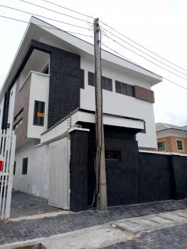 Neatly and Just Built 4 Bedroom Terrace with Top Notch Finishing, Off Oba Elegushi Road, Chisco, Ikate Elegushi, Lekki, Lagos, Terraced Duplex for Sale