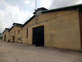 3 Bay Warehouse Measuring 28,800 Sqft (2,692.2 Sqm) on 2.2 Acres of Land, Along Wempco Road, Ogba, Ikeja, Lagos, Warehouse for Rent