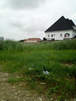 800sqm Fenced  Land in a Good Area with Governors Consent Up for Grab, Off Palm Spring, Spar Road, Ikate Elegushi, Lekki, Lagos, Residential Land for Sale