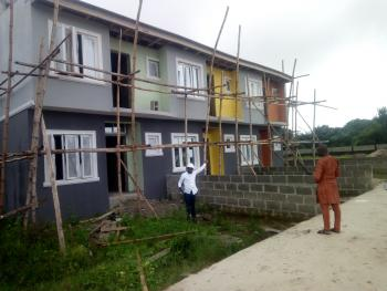 Super Incredible 4 Bedroom Terrace Duplex with C of O, Oribanwa, Ibeju Lekki, Lagos, Terraced Duplex for Sale