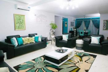 Luxury Furnished 4 Bedroom Flat with Gym, Swimming Pool and 24hrs Power, Safe Court Tower, Ikate Elegushi, Lekki, Lagos, Flat Short Let