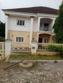 Semi Detached Duplex on 800sqm, Administrative Quarter, Apo, Abuja, Semi-detached Duplex for Sale