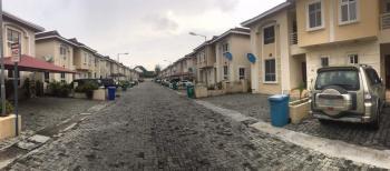 Serviced 4 Bedroom Semi-detached Duplex with 24/7 Power Supply + Bq, Burdillion Court, Chevy View Estate, Lekki, Lagos, Semi-detached Duplex for Rent
