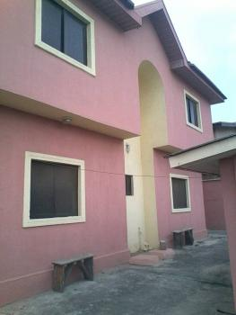 4 Nos of 3 Bedroom  on Full Plot Vacant Possession, Painted Renovated.. Just Buy and Enter, Magodo, Gra, Magodo, Lagos, Flat for Sale