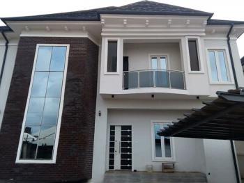 Luxury 5 Bedroom Duplex, Behind Sweet Spirit Hotels, Okpanam Road, Asaba, Delta, Detached Duplex for Sale