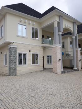 Brand New & Lavishly Finished 5 Bedroom Detached Duplex with 2 Rooms Maids Quarters & 2 Rooms Guest Chalet, Off Aminu Sale Crescent, Katampe Extension, Katampe, Abuja, Detached Duplex for Sale