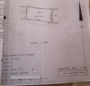 a Well Located Multipurpose Land, Gwagwalada, Abuja, Mixed-use Land for Sale