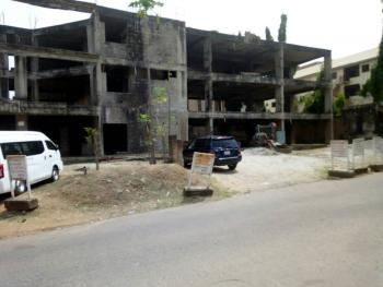 Uncompleted Block of Flats on 1700sqm Land, Opposite Efcc Office, Wuse 2, Abuja, Block of Flats for Sale